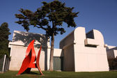 Joan Miro Foundation Museum — Stock Photo