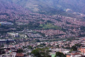 Cityscape Medellin. — Stock Photo