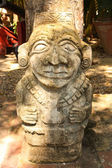 Ancient idol, Colombia — Stock Photo