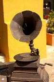 Phonograph — Stockfoto