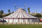Carpa de circo. — Foto de Stock