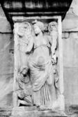 Detail of Arch of Constantine — Stock Photo
