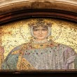 Mosaico. Orthodox Icon of Virgin Mary — Stockfoto #8687648