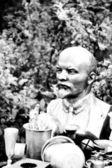 Buste de lénine — Photo