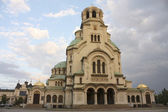 The St. Alexander Nevsky Cathedral, Sofia, Bulgaria — Stock Photo
