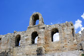 The Odeon of Herodes Atticus - theatre in Athens, Greece — Stock Photo