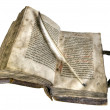 The ancient book — Stock Photo