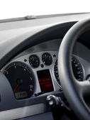 Dashboard — Stock Photo