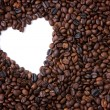 Coffee valentine frame background — Stock Photo #10231585