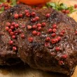 Pepper steak - Stock Photo