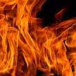 Fire backdrop — Stock Photo #10232098