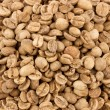 Stock Photo: Raw coffee texture