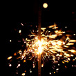 Massive firework — Stock Photo