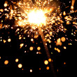 Massive firework — Stock Photo #10233287