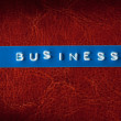 Business title - Stock Photo