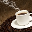 Fresh coffee — Stock Photo #10234495