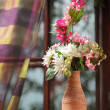 Flower in the vase — Stock Photo