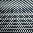 Abstract metal mesh background — Stock Photo