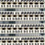 Telephone switchboard empty panel — Stock Photo #10235165