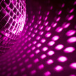 Purple disco background — Foto de Stock