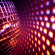 Foto Stock: Disco background