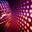Disco background — Stock Photo #10235526