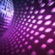 telón de fondo de luces de discoteca — Foto de Stock
