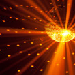 Party Lights Hintergrund — Stockfoto
