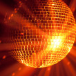 Party lights background — Stockfoto