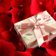 Stock Photo: Romantic gift