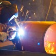 Welder at work - Photo