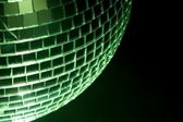 Part of disco ball — Stock Photo