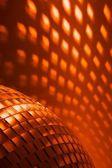 Discoteca palla — Foto Stock