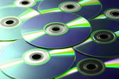 Blu-ray discs — Stock Photo