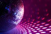 Disco background — Stock Photo