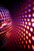 диско фон — Стоковое фото