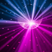 Party lights background — Foto de Stock