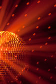 Disco party background — Stock Photo