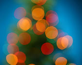 Festive bokeh background — ストック写真