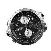 Chronograph isolated on white — Stock Photo