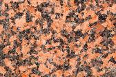 Redgranite texture — Stock Photo