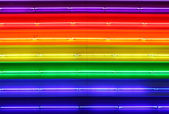 Colorful neon background — Stock Photo