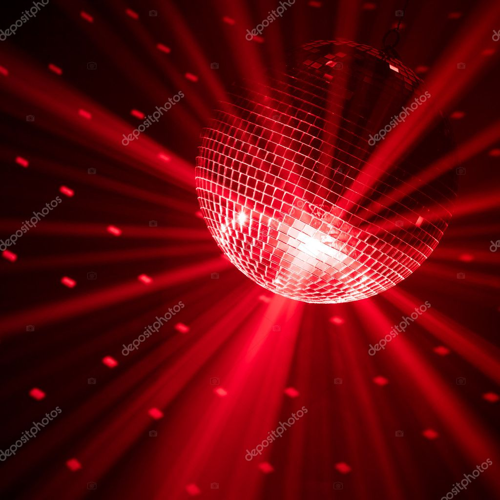 Red Party Background Stock Photo Nikkytok 10236175