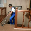 Professional cleaning - Foto Stock