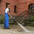 Stock Photo: Professional cleaning