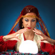 Fortune-teller — Stock Photo
