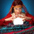 Fortune-teller — Stock Photo #10241350