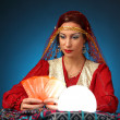 Fortune-teller — Stock Photo #10241362