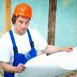 Professional builder — Stock Photo #10241990