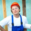 Professional builder — Stock Photo #10241996